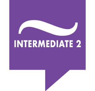 – Intermediate 2 –  30 hours total